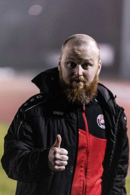 Erith Town Manager Adam Woodward