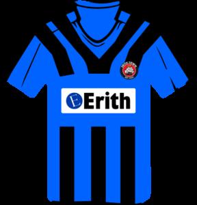 Erith Town FC Away Kit