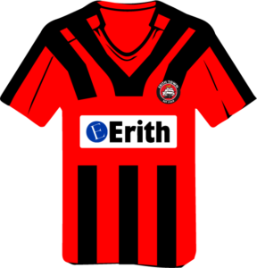 Erith Town FC Home Kit