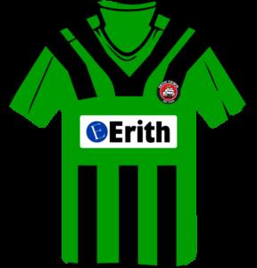 Erith Town FC Third Kit