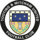 Tooting and Mitcham United FC club badge