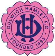 Dulwich Hamlet FC club badge