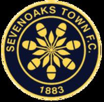 Sevenoaks Town FC club badge