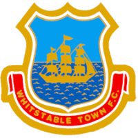 Whitstable Town FC club badge