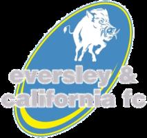 Eversley & California FC club badge