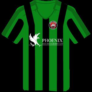 Third Kit Sponsored By Phoenix