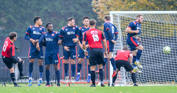 Erith Town vs. Chatham Town