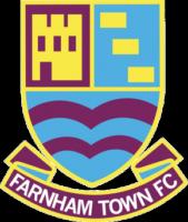 Farnham Town club badge