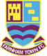 Farnham Town club badge