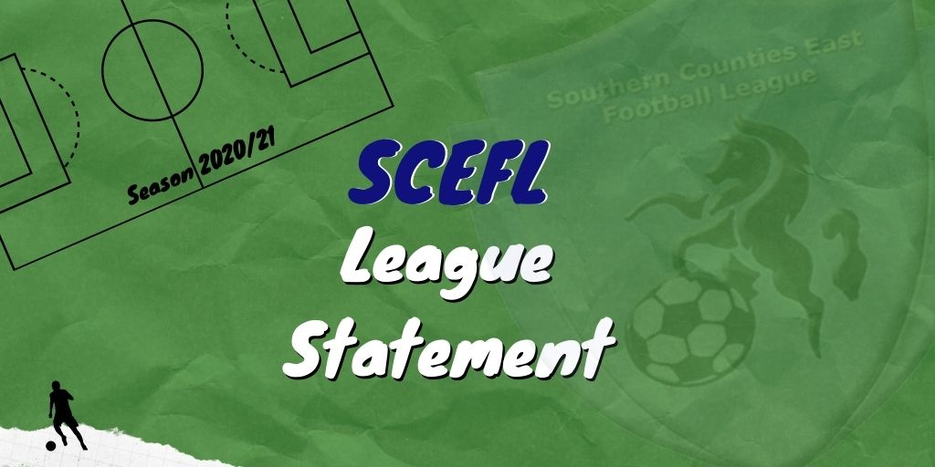 SCEFL League Statement