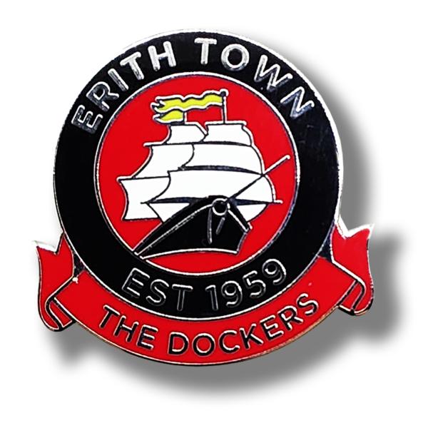 ETFC Pin Badge
