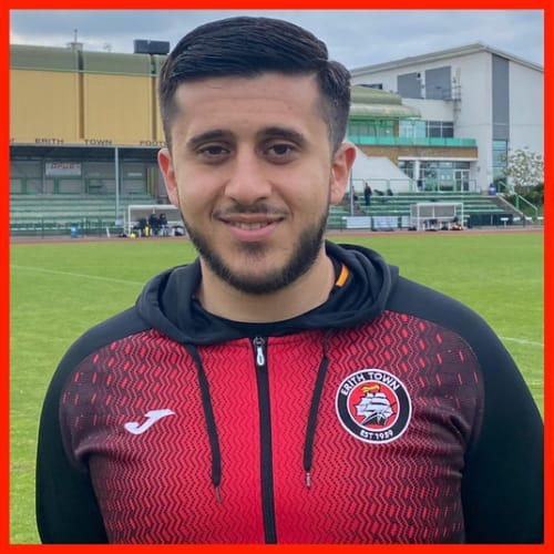 U23s Manager Metin Gozde