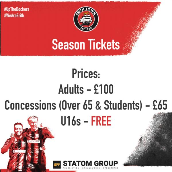 Season Ticket banner