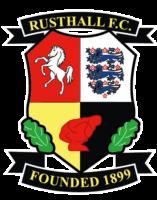 Rusthall FC club badge