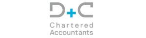 D+C Chartered Accountants logo