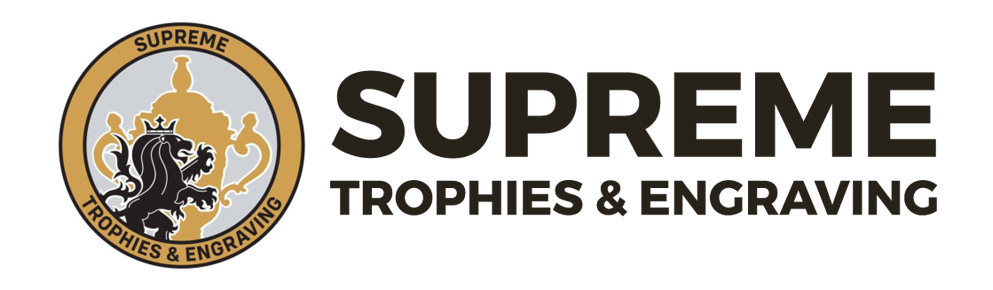 Supreme Trophies & Engraving logo