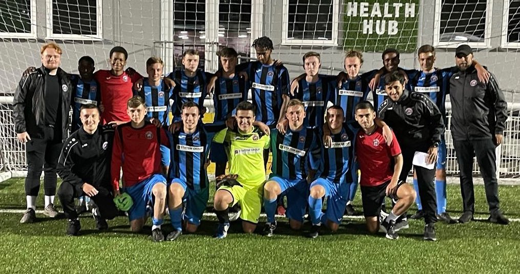 FA Youth Cup Team