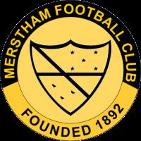 Merstham FC club badge