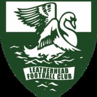 Leatherhead FC club badge