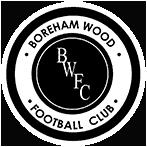 Boreham Wood FC club badge